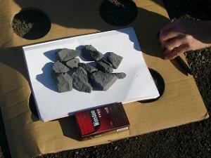 アッシュクリート (石炭灰)