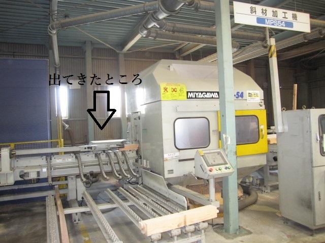 斜材加工機